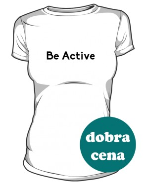 Koszulka z nadrukiem 9266