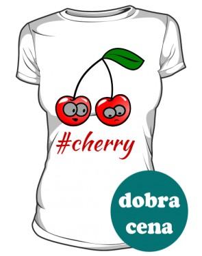 Koszulka cherry marki HashTag