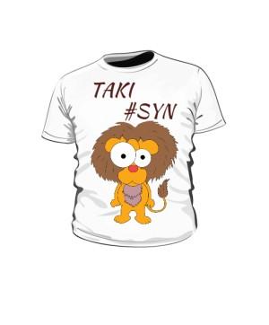 Koszulka syn marki HashTag