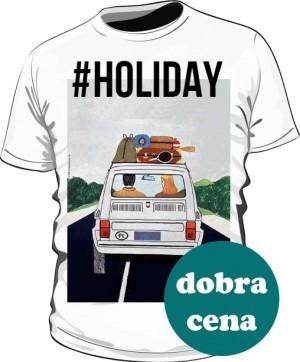 Koszulka holiday marki HashTag