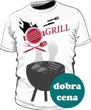 Koszulka GRILL marki HashTag