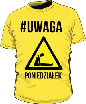 Koszulka PONIEDZIAŁEK marki HashTag