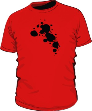 Koszulka z nadrukiem 9503