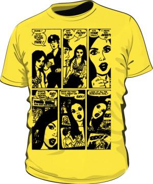 Koszulka z nadrukiem 9505