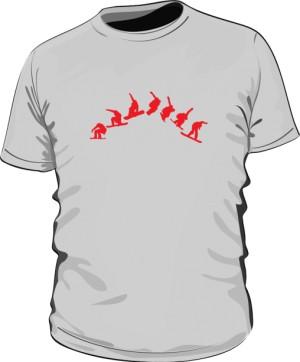 Koszulka z nadrukiem 9509