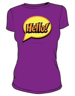 Koszulka z nadrukiem 9520