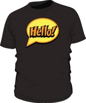 Koszulka z nadrukiem 9521