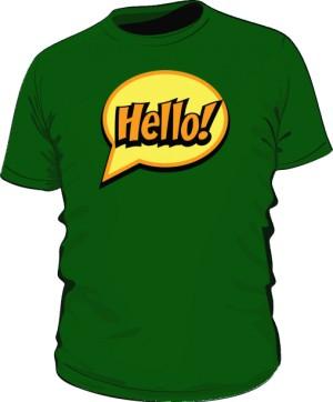 Koszulka z nadrukiem 9522