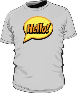 Koszulka z nadrukiem 9523