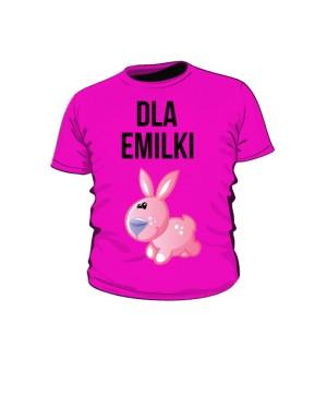 koszulka dziecięca damska