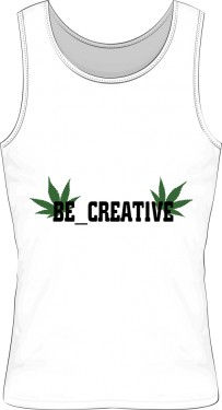 Koszulka bez rękawów BeCreative