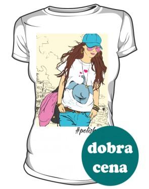 Koszulka polishgirl