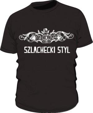 Koszulka marki szlachecki styl