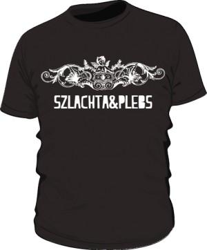 Koszulka marki SZLACHTAPLEBS