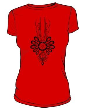 Koszulka z nadrukiem 98187