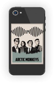 Etui do IPhona z Arctic Monkeys