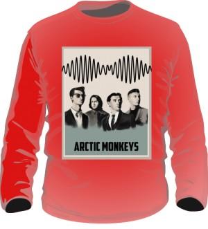 Long sleeve męski z Arctic Monkeys