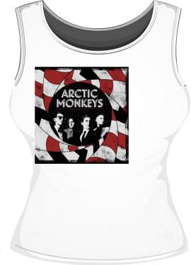 Podkoszulek damski z Arctic Monkeys