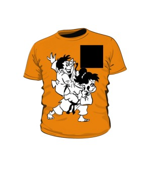 Koszulka z nadrukiem 9992