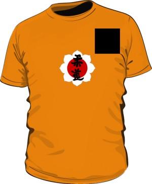 Koszulka z nadrukiem 9999