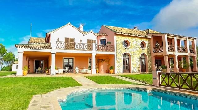 9 Bedroom Finca for Sale in Ronda