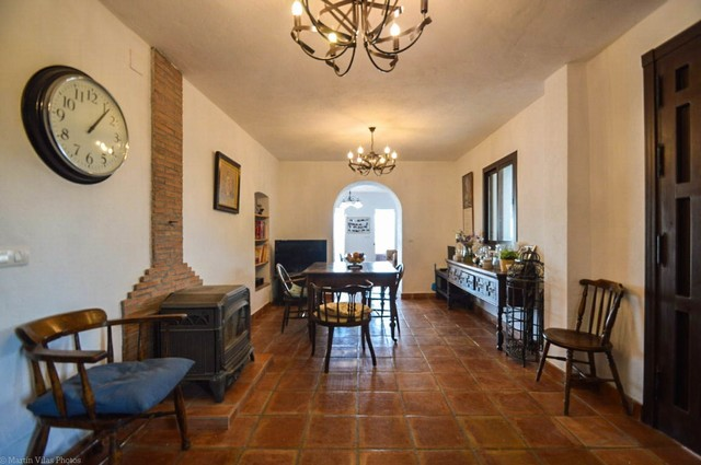 5 Bedroom Equestrian for Sale in Pizarra