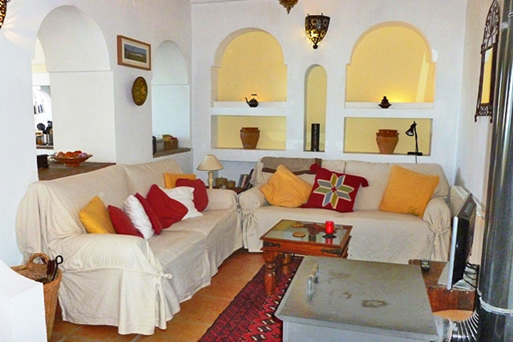 2 Bedroom Village House for Sale in Gaucin