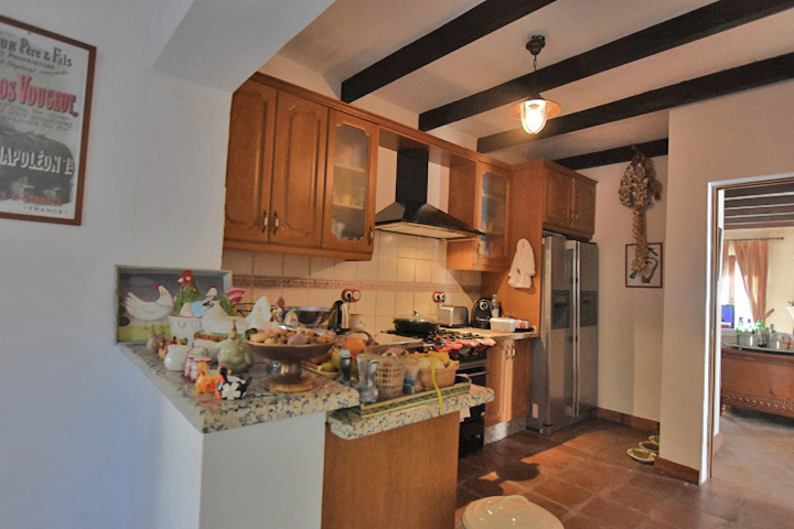 4 Bedroom Country House for Sale in Gaucin