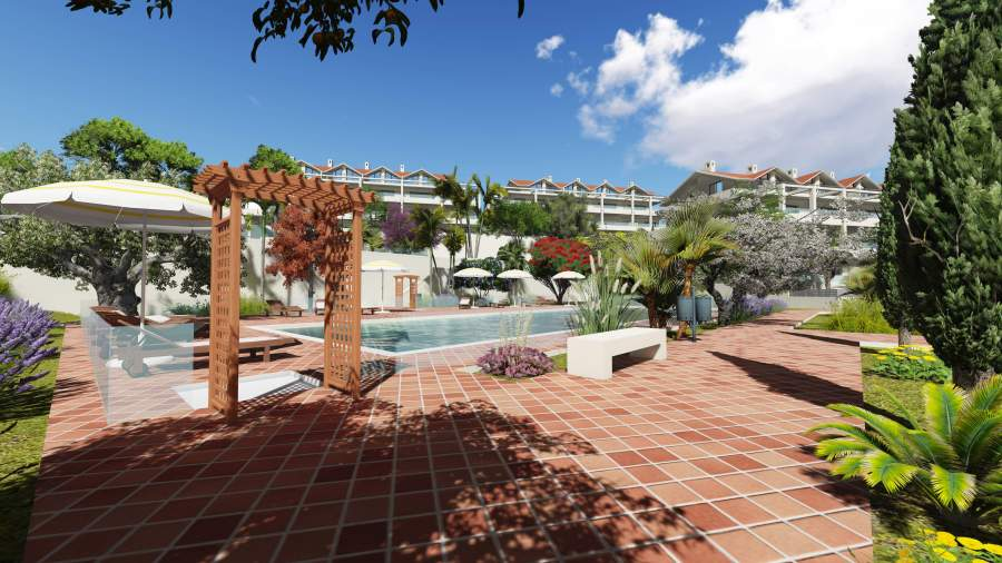 2 Bedroom Penthouse for Sale in Estepona |