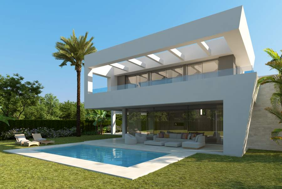 3 Bedroom contemporary villa for Sale in Rio Real |