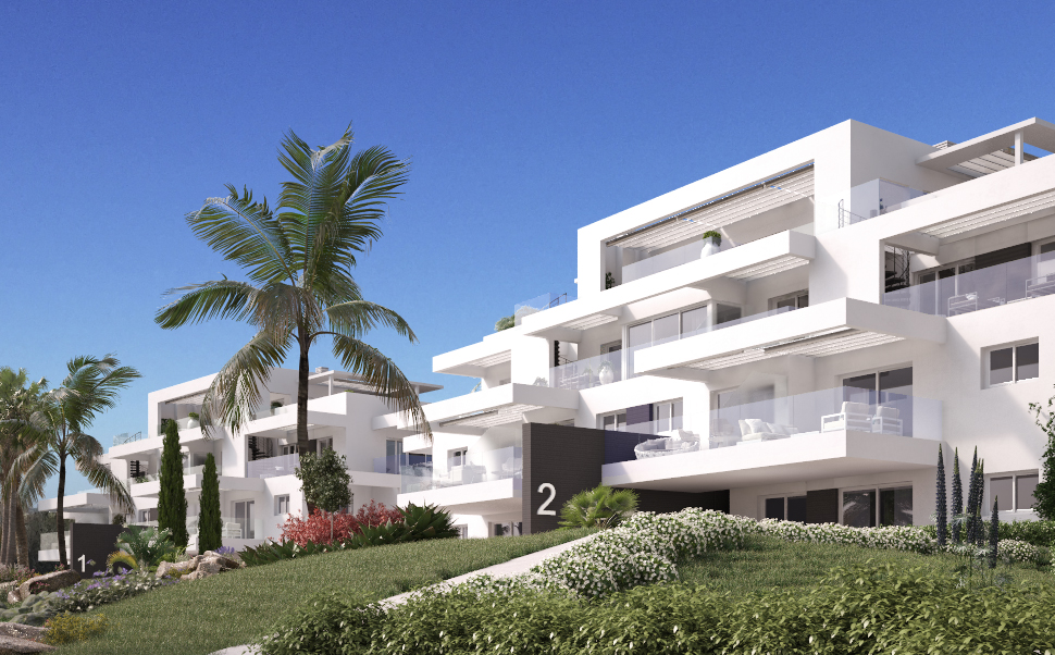 2 Bedroom Apartment for Sale in Estepona |