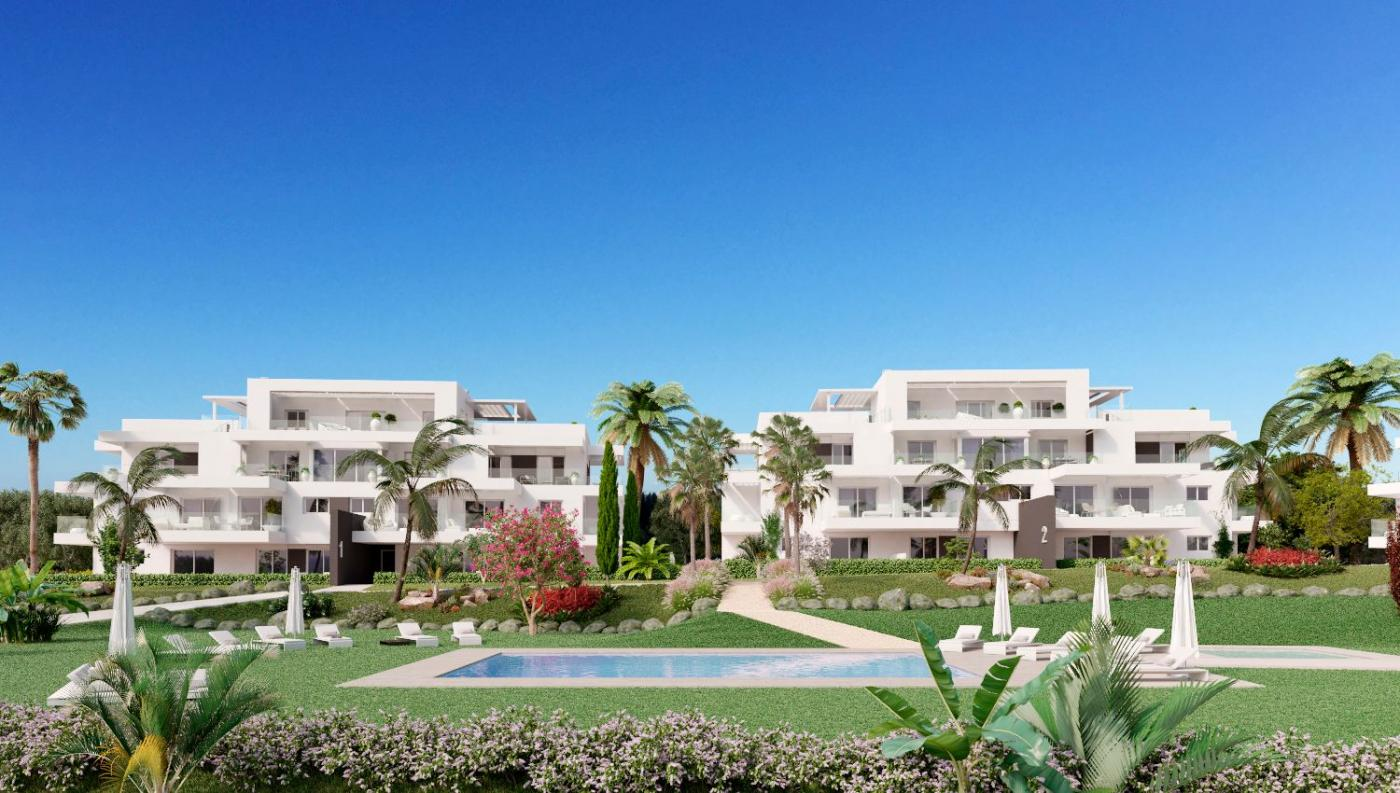3 Bedroom Apartment for Sale in Estepona |