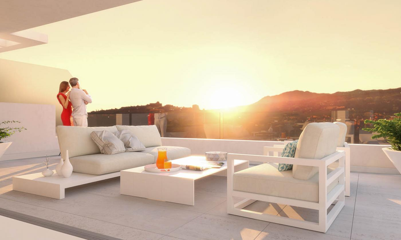 3 Bedroom Penthouse for Sale in Estepona |