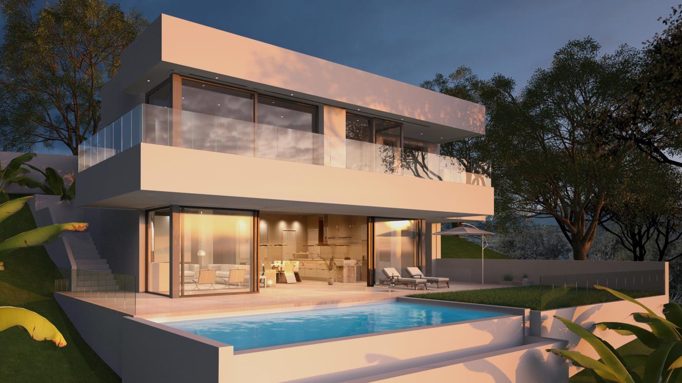 4 Bedroom Villa for Sale in Estepona |
