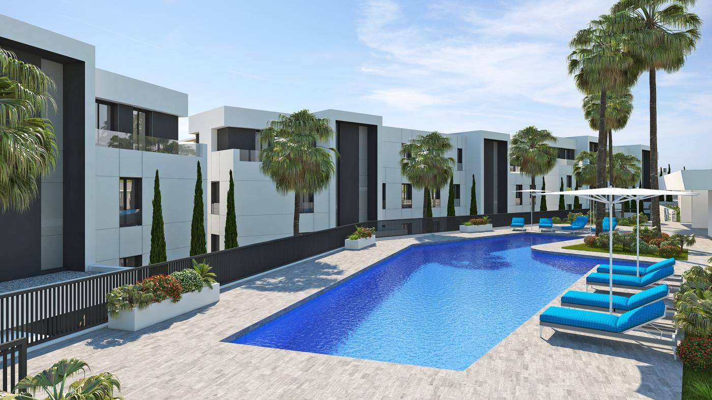 3 Bedroom Apartment for Sale in Nueva Andalucia |