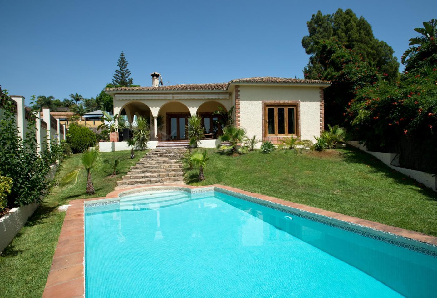 3 Bedroom Villa for Sale in Marbella |