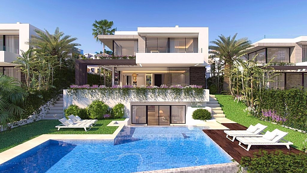 3 Bedroom contemporary villa for Sale in El Paraiso |