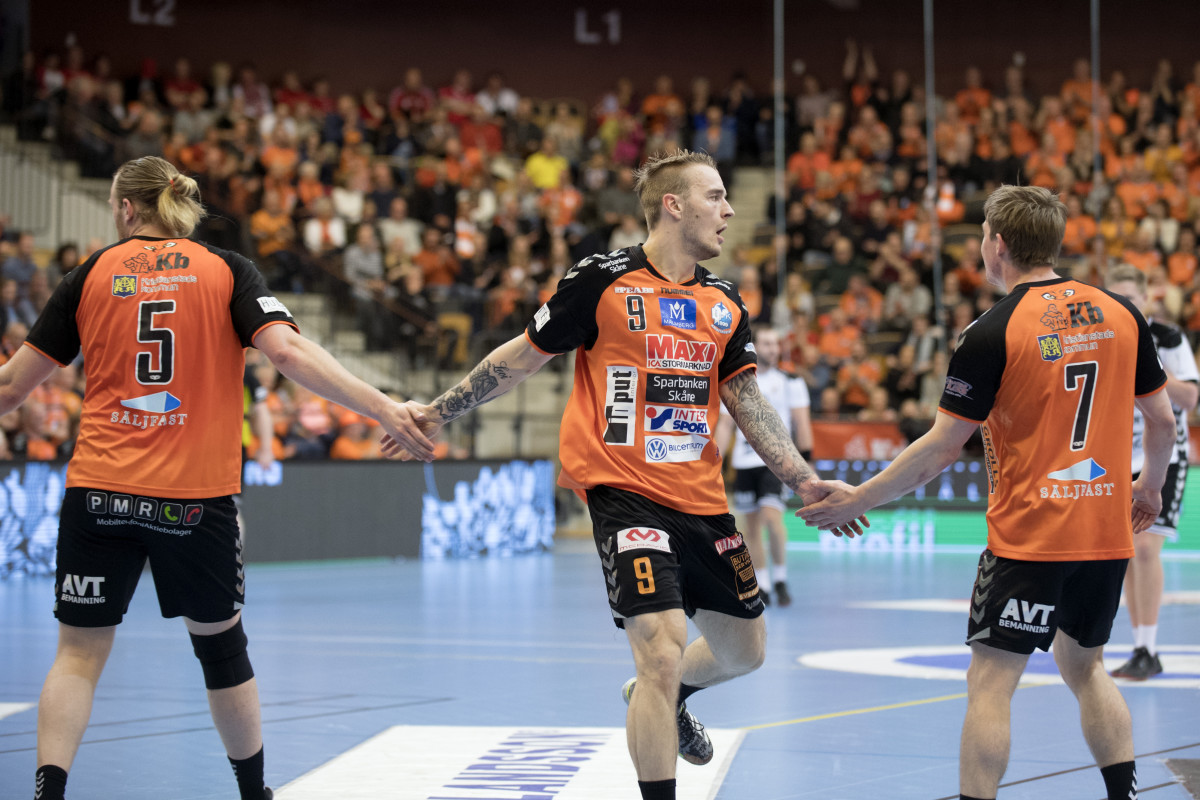 Storseger for kristianstad