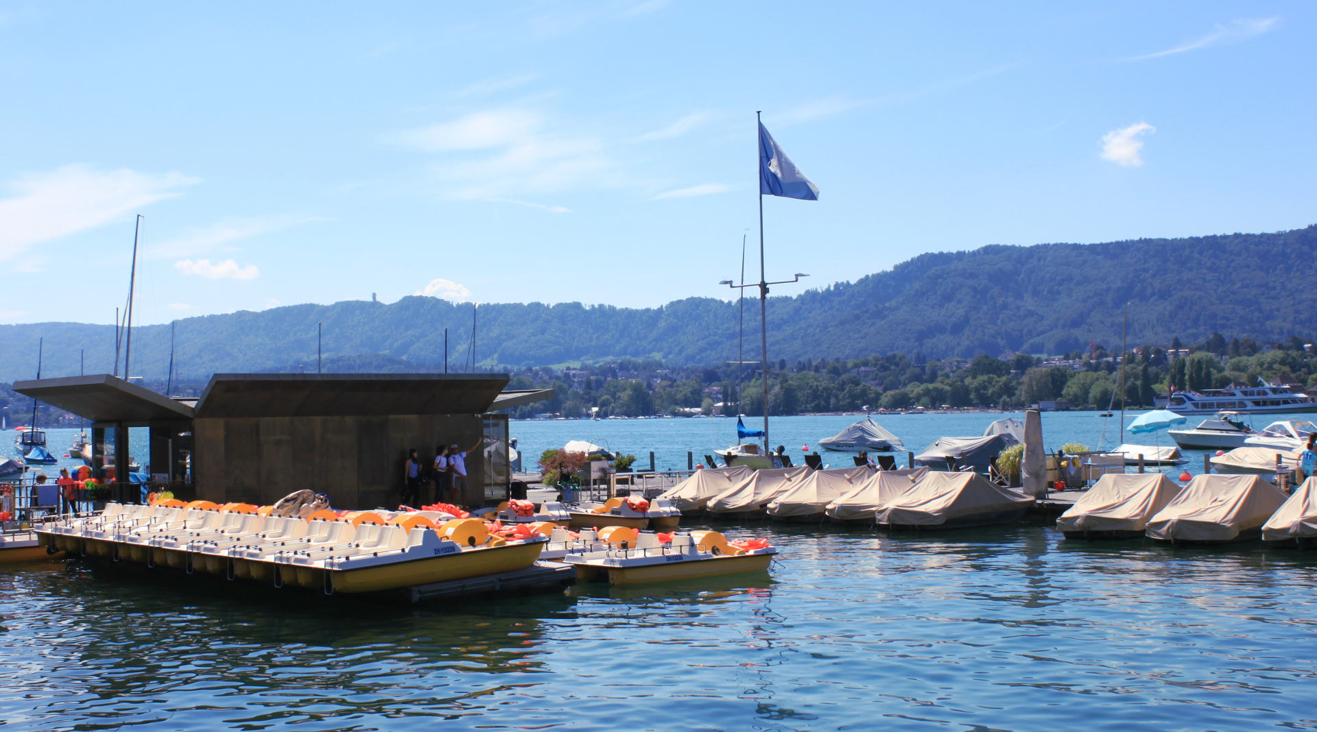 jezioro zuryskie szwajcaria iglawpodrozy