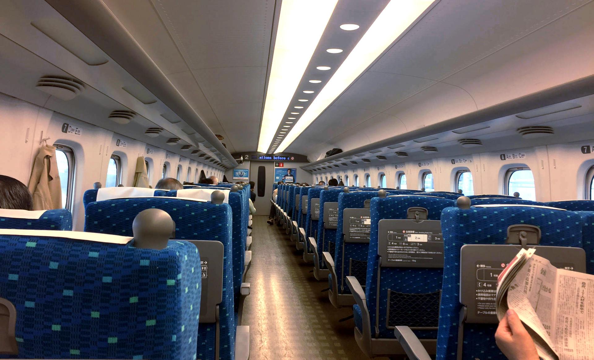 japonia pociag shinkansen iglawpodrozy
