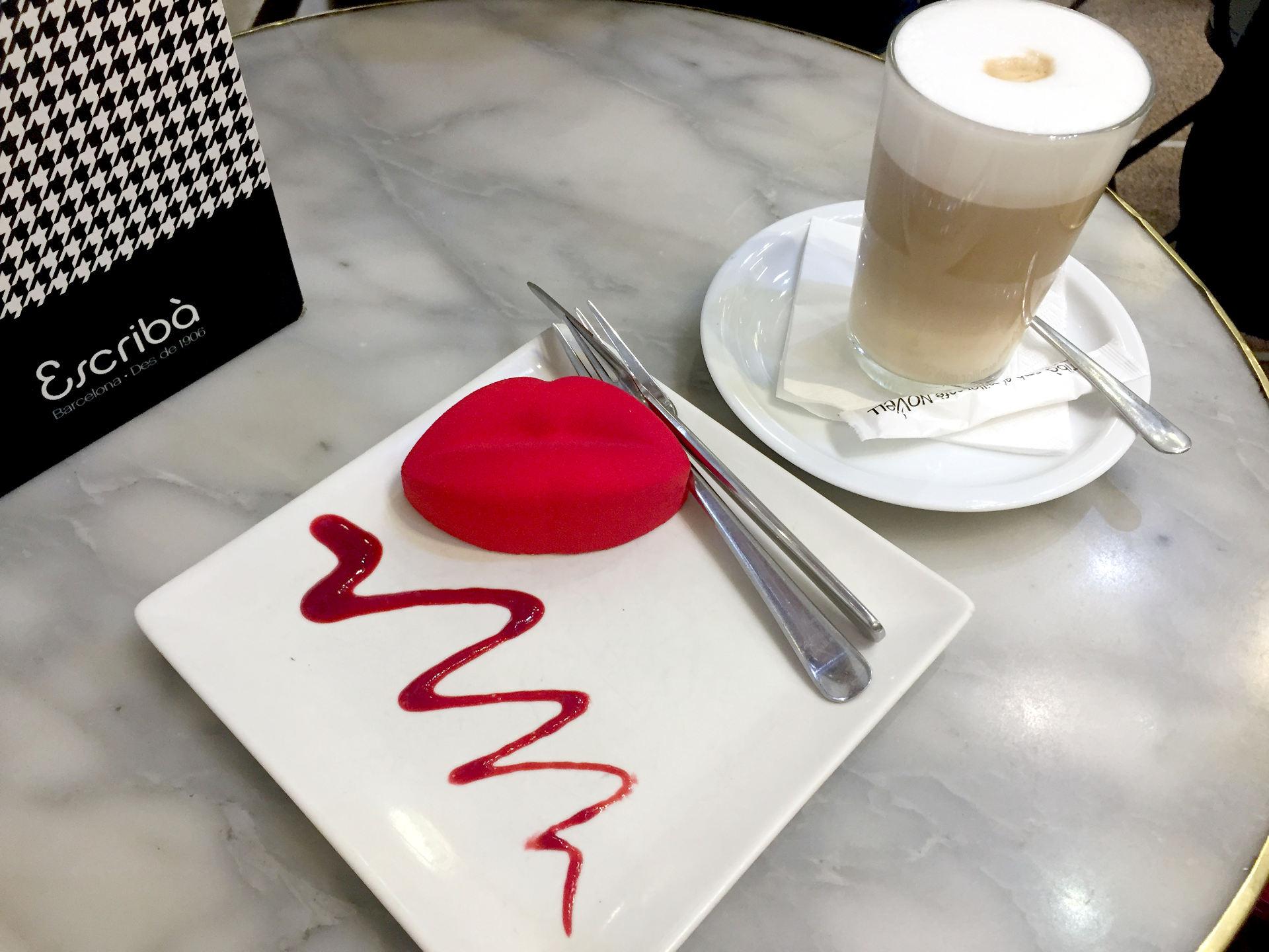 barcelona kawiarnia iglawpodrozy