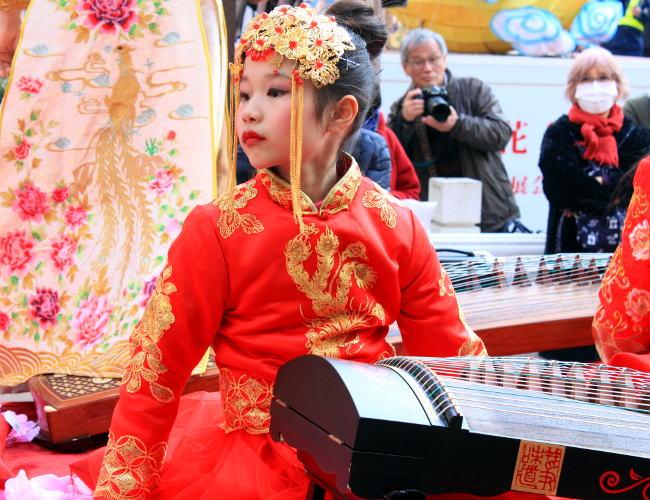 yokohama chinatown new year nowy rok parada iglawpodrozy