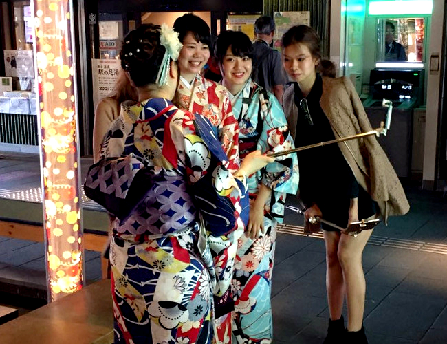 japonia japończycy kimono strój tradycja iglawpodrozy