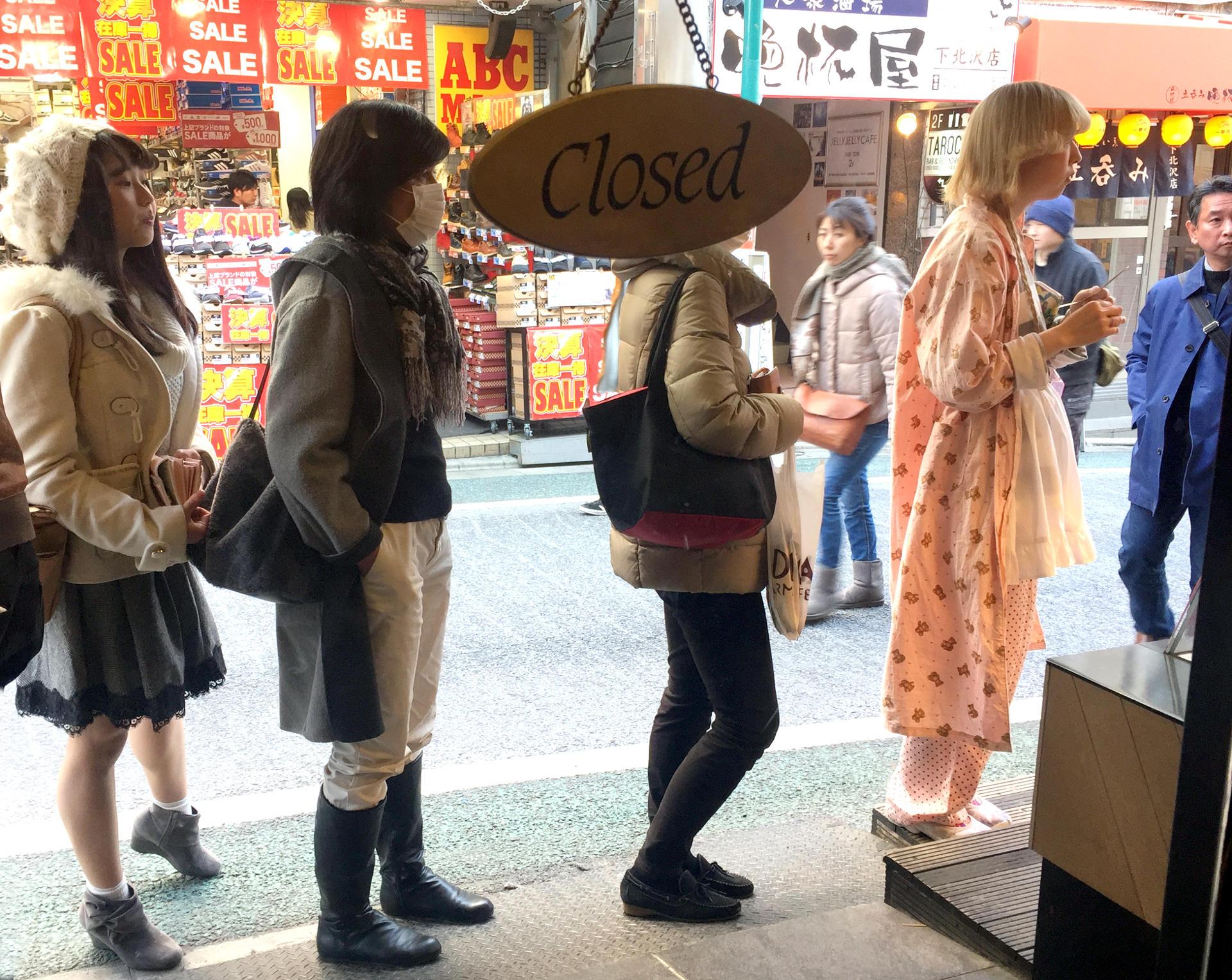 japonia japonki ubiór street fashion tradycja iglawpodrozy