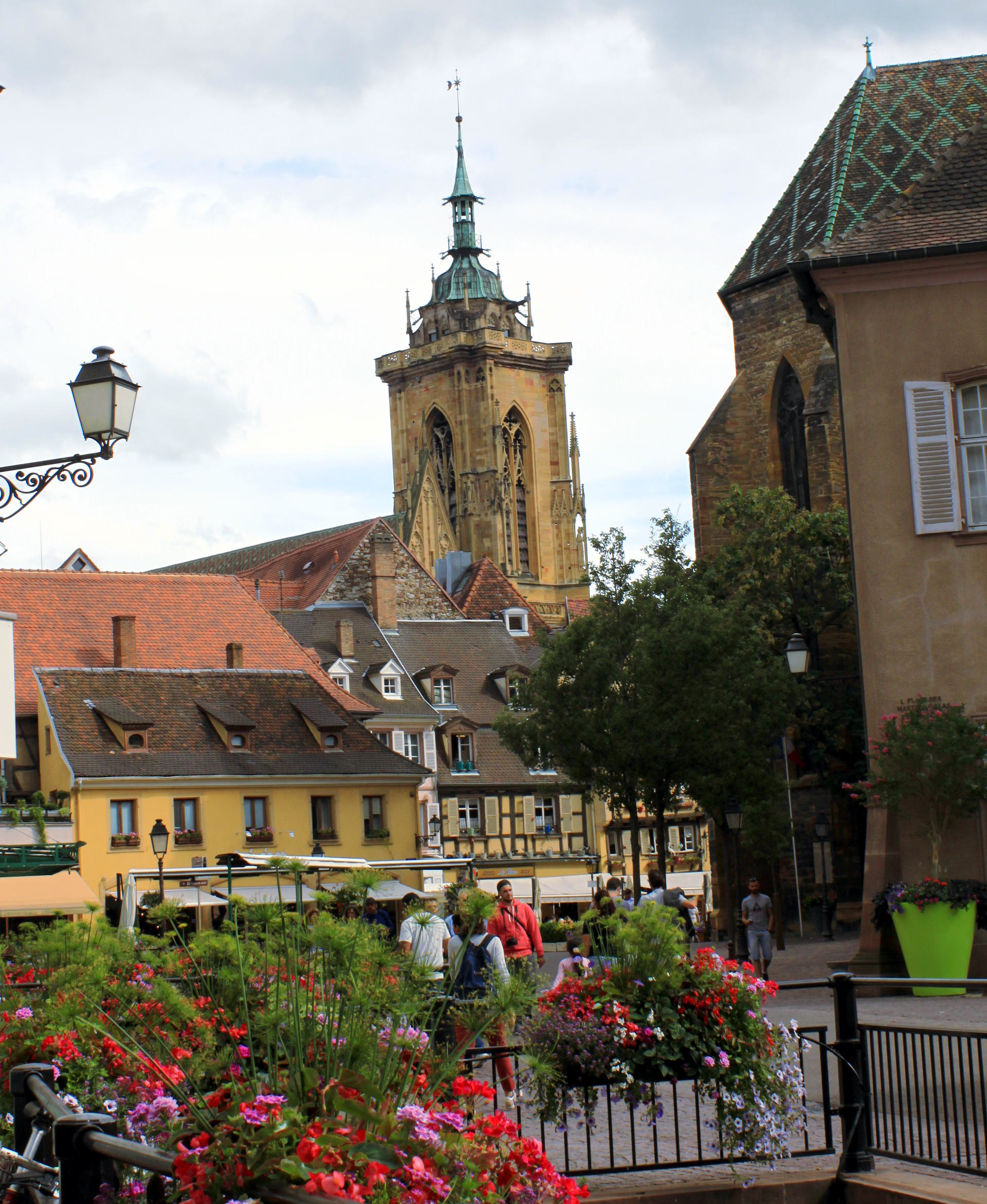 colmar kościół świętego Marcina iglawpodrozy