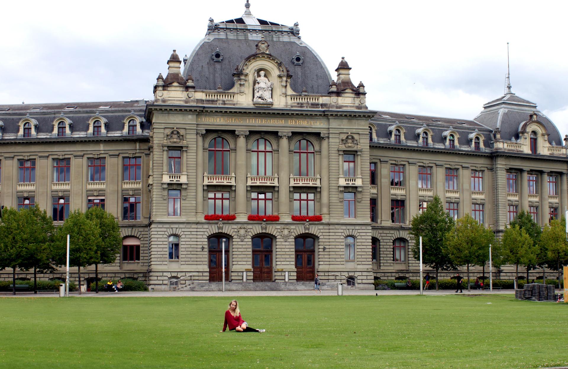 szwajcaria berno bern uniwerytet miasto stolica iglawpodrozy