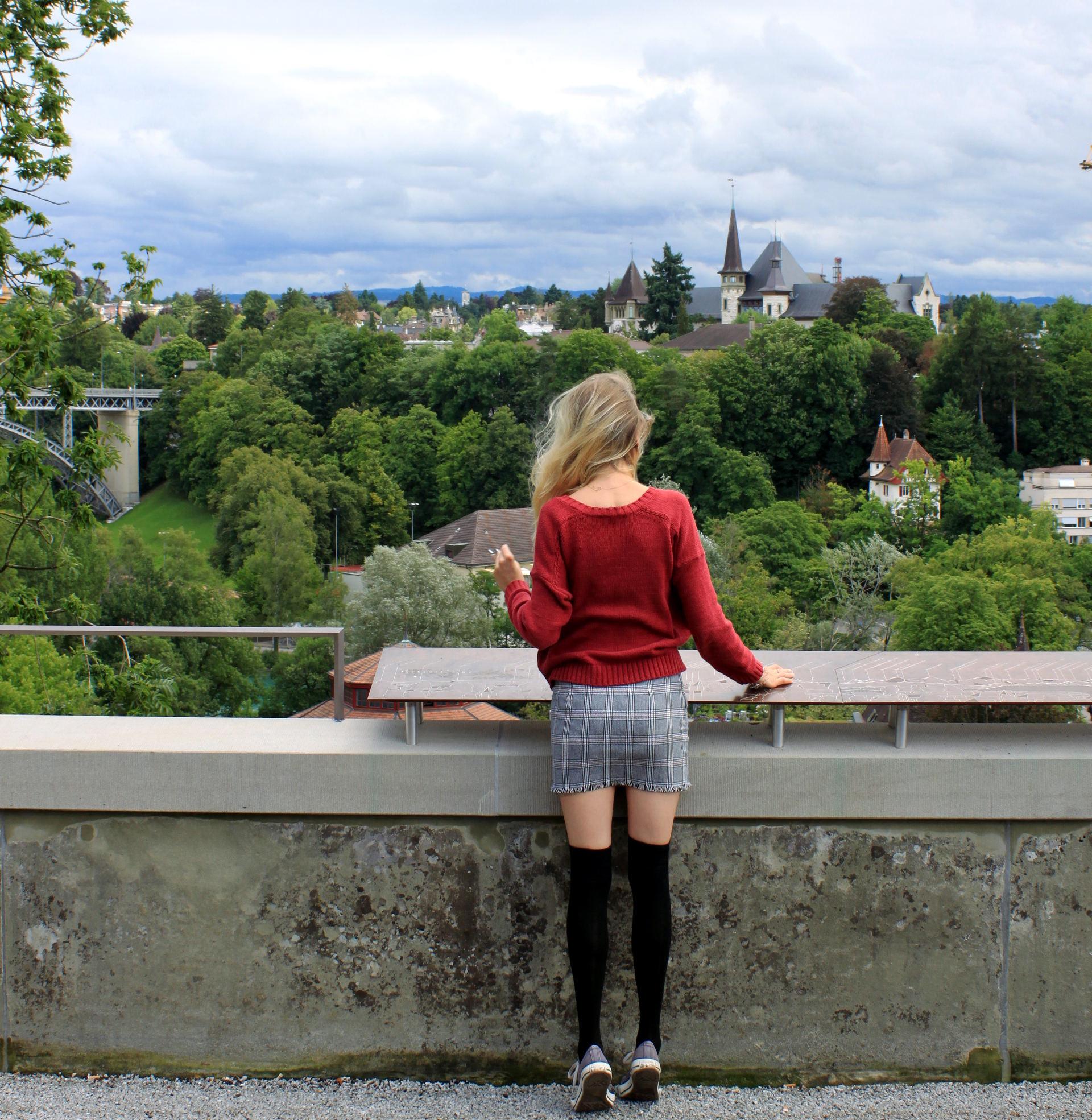 szwajcaria berno bern widok staremiasto stolica iglawpodrozy