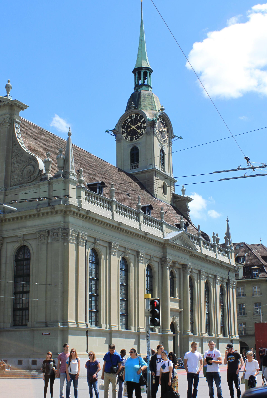szwajcaria berno bern miasto stolica iglawpodrozy
