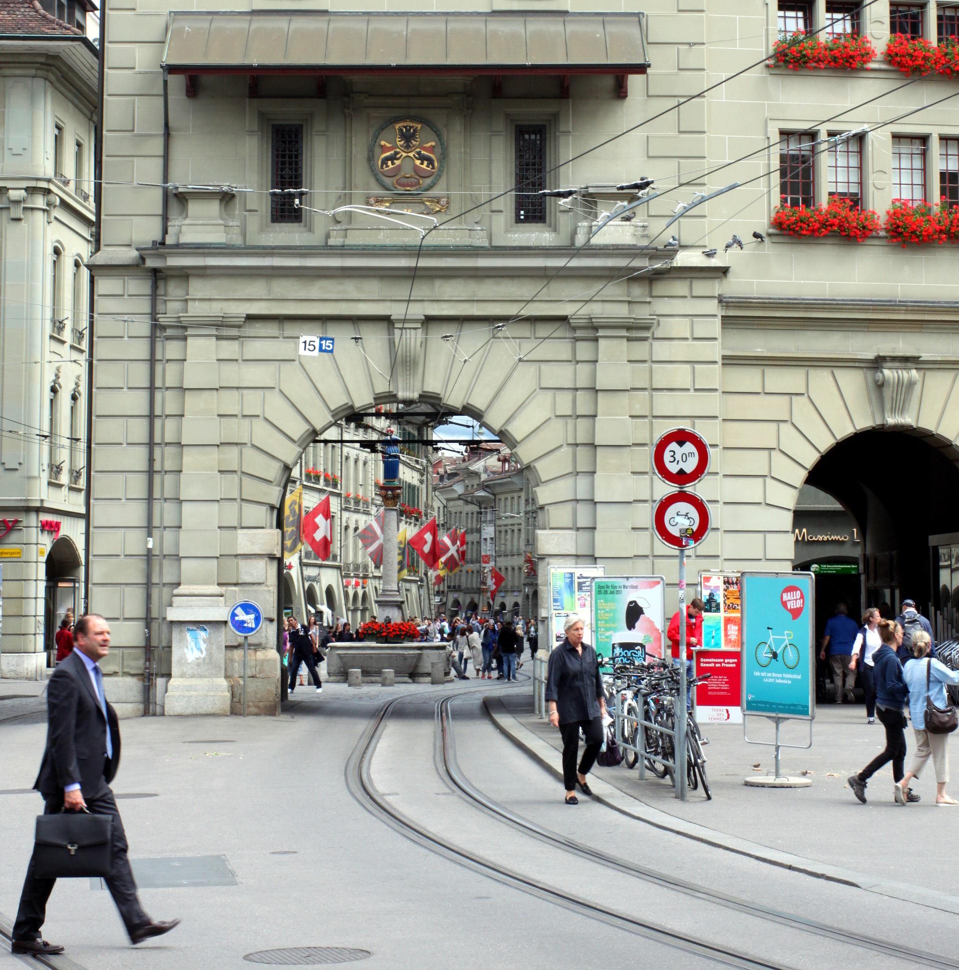 szwajcaria berno bern staremiasto stolica iglawpodrozy