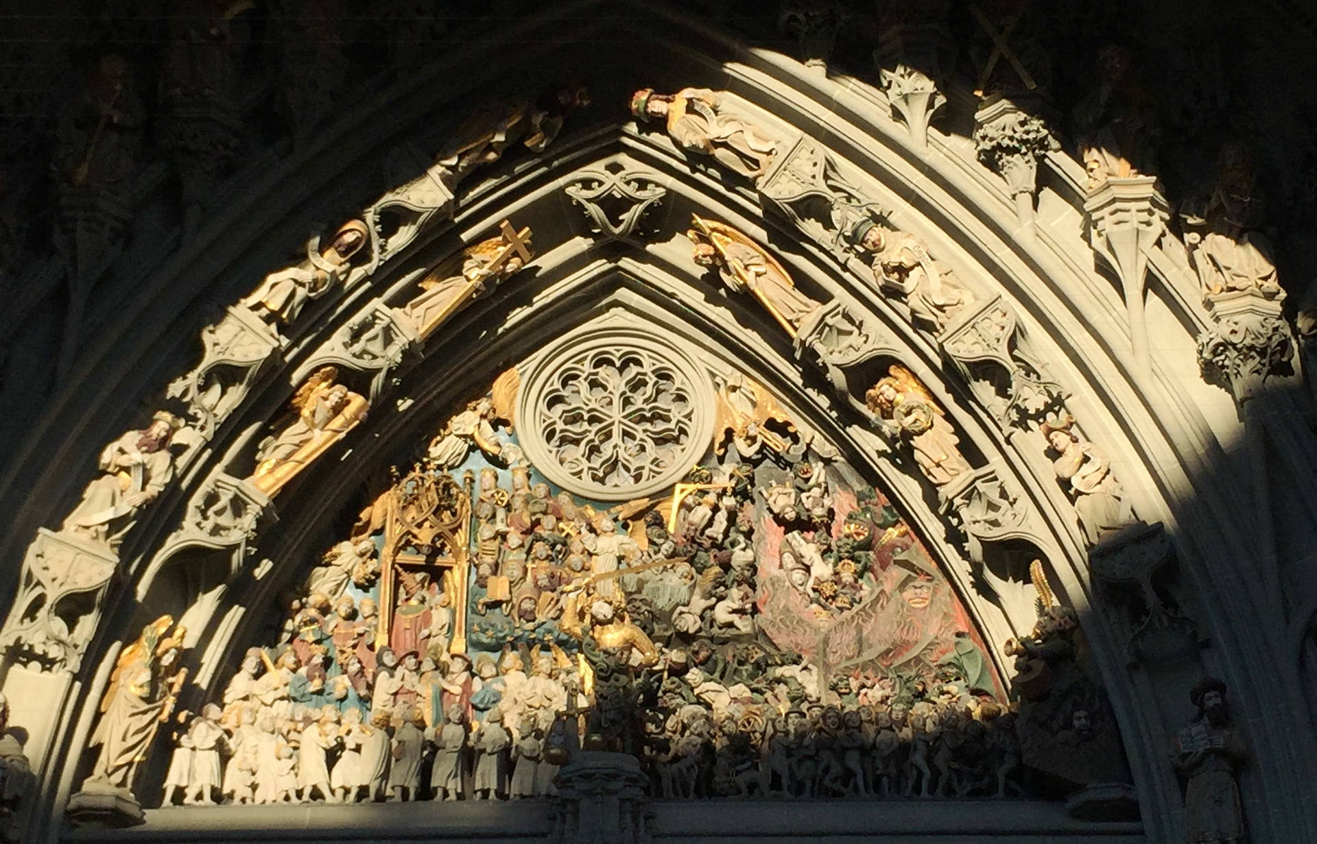 szwajcaria berno bern katedra scenasadu staremiasto stolica iglawpodrozy